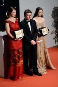 Flutur, Mungiu şi Stratan la Cannes
