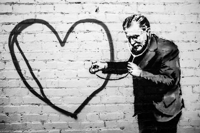 Thomas Hawk - Doctor Banksy, https://flic.kr/p/dREjNd